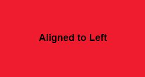 left-align